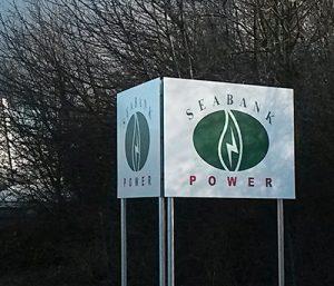 Seabank External Signage