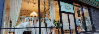 Lace and Grace shop window