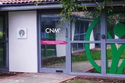 CNM window graphics