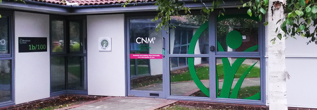 CNM window graphics